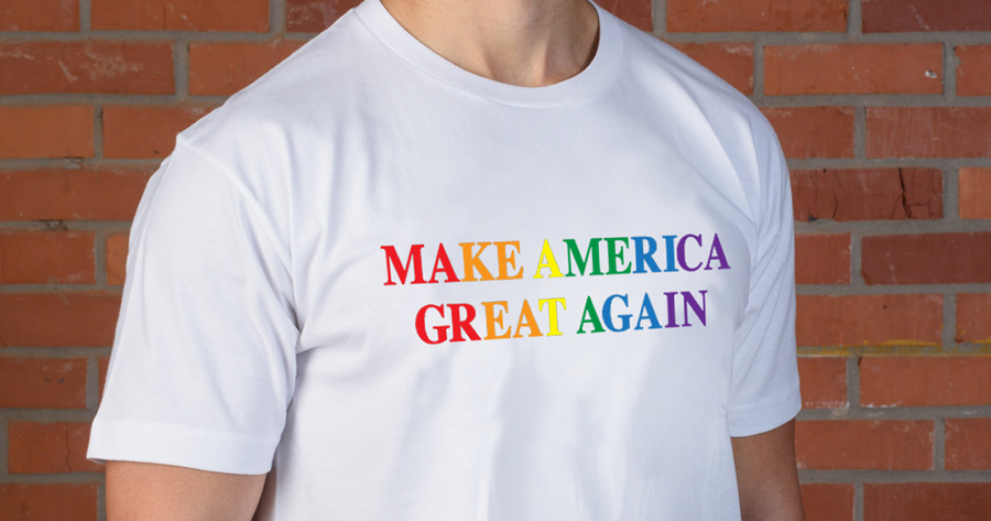 The Trump Pride T-shirt
