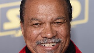 """Star Wars"" actor Billy Dee Williams says he isn't gender fluid. He just uses ""feminine"" pronouns."