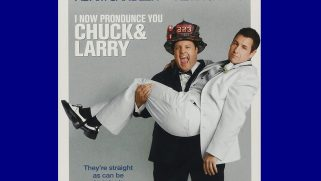 """Democrat cites """"I Now Pronounce You Chuck & Larry"""" as a reason to oppose LGBTQ measure"""