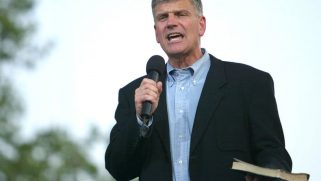 Christian conservative leader Franklin Graham is going to visit Key West. So I wrote him a letter.