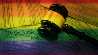 LGBTQ people suffer when religion & government mix