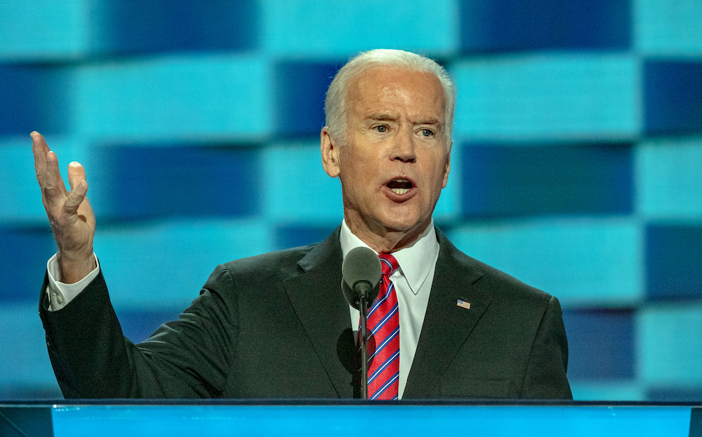 Joe Biden participated in the South Carolina Presidential Debate