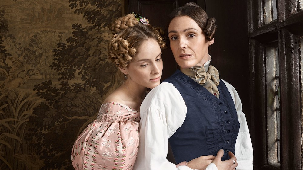"An image from the 19th century historic drama series ""Gentleman Jack"""