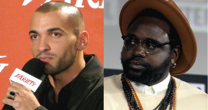 "Haaz Sleiman and Brian Tyree Henry will play a gay spouse and gay superhero, Phastos, in Marvel's ""The Eternals"""