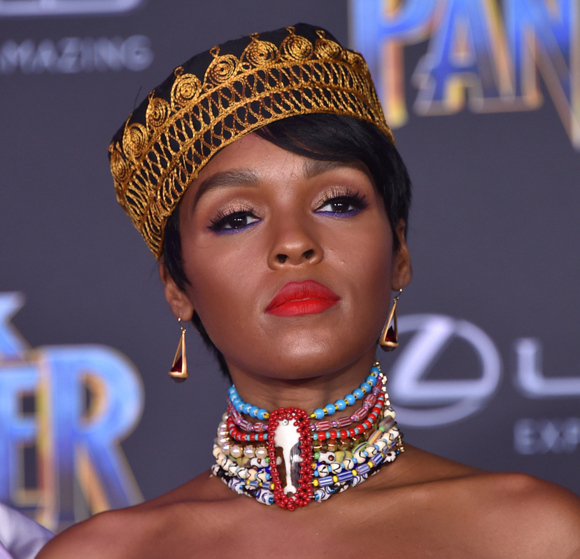 Musician and actress Janelle Monae is just one of many pansexual celebrities.