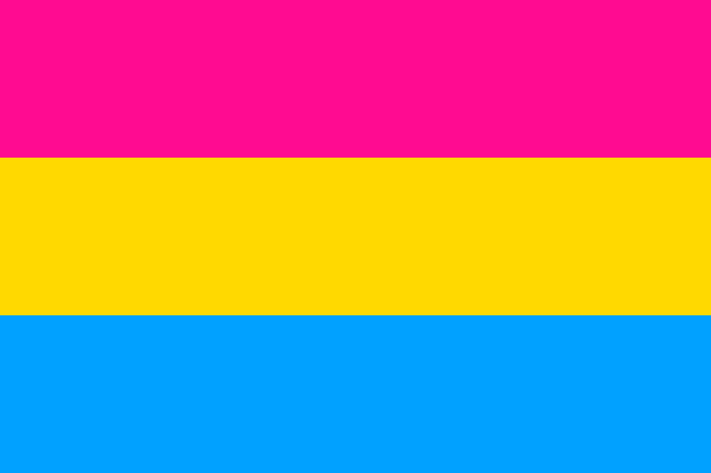 This is the pansexual flag