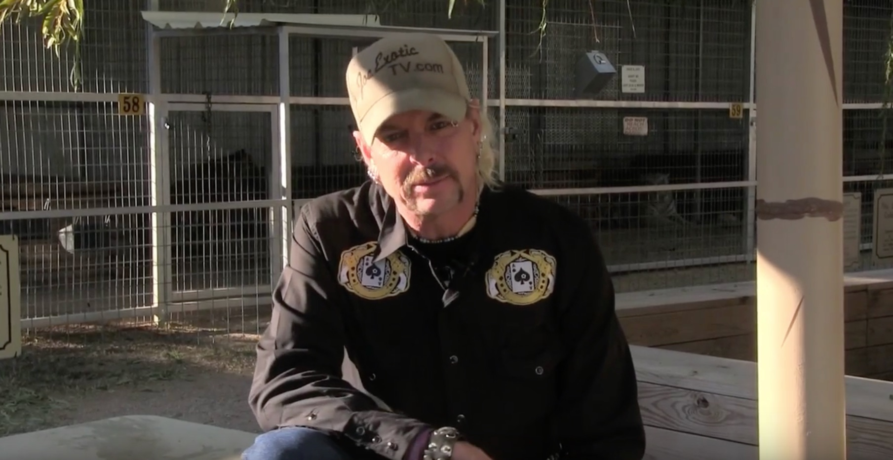 """Tiger King"" Joe Exotic"