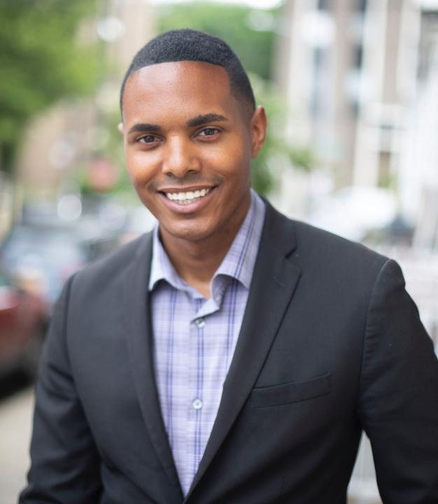 Ritchie Torres, Candidate for Congress in NYC's 15th District