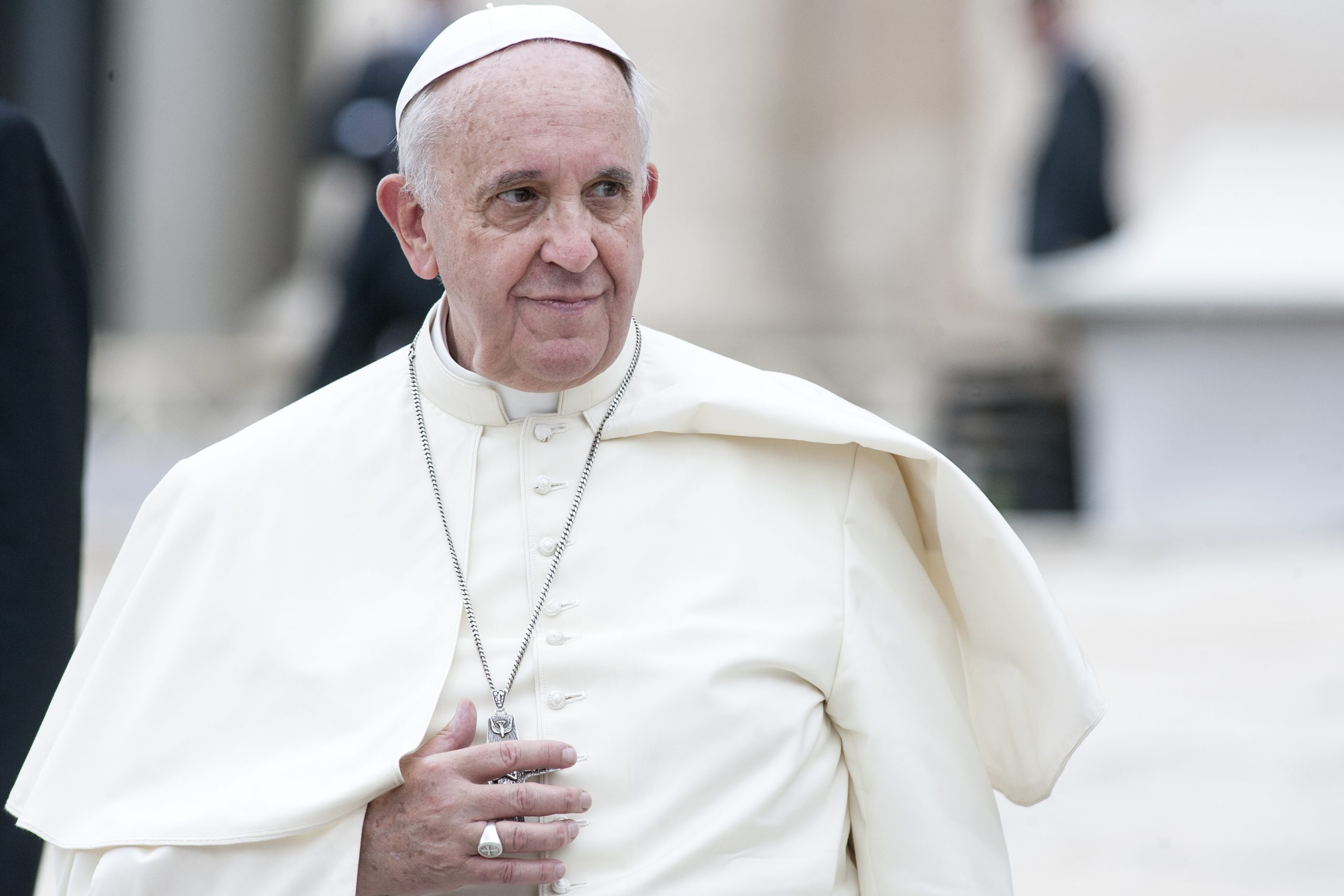"""Pope Francis once again """"clearly"""" refuses to affirm same-sex marriages"""