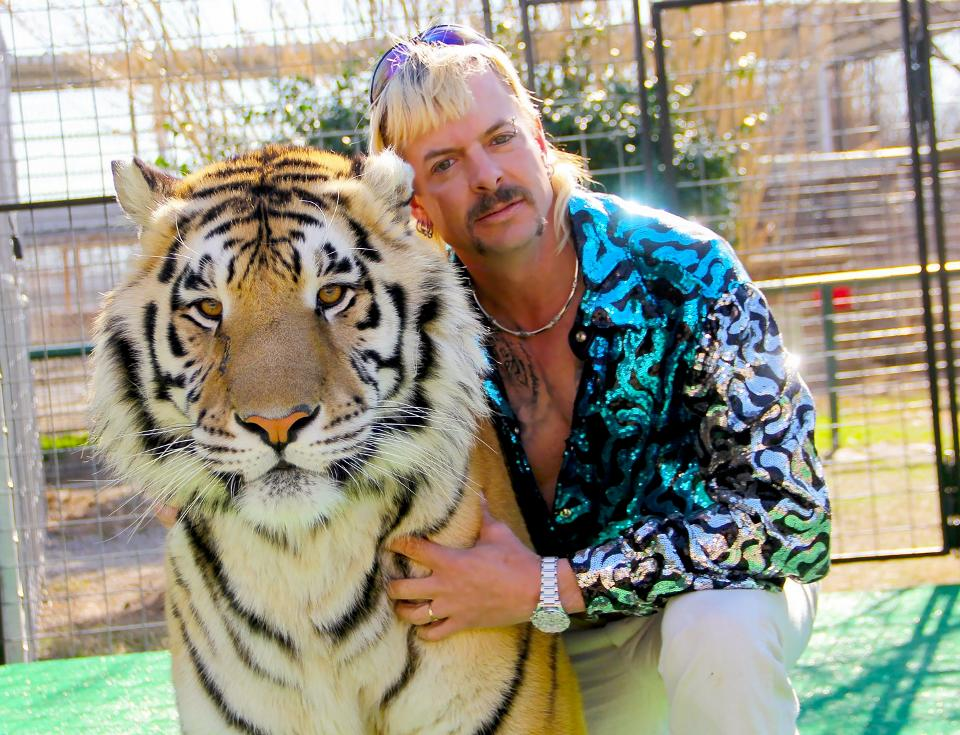 "Joe Exotic, the ""Tiger King"""