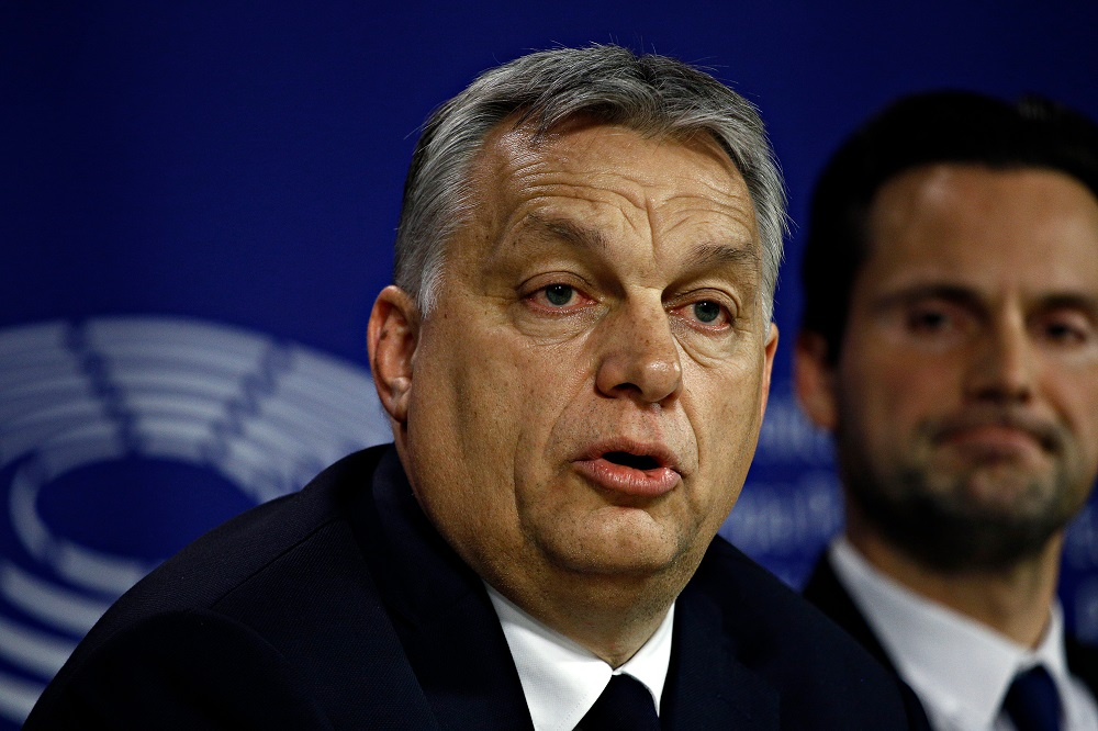European parliament condemns Hungary's extreme anti-LGBTQ law for violating rights