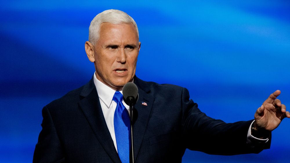 Mike Pence reaffirms his complete political irrelevancy by trying to stage a comeback