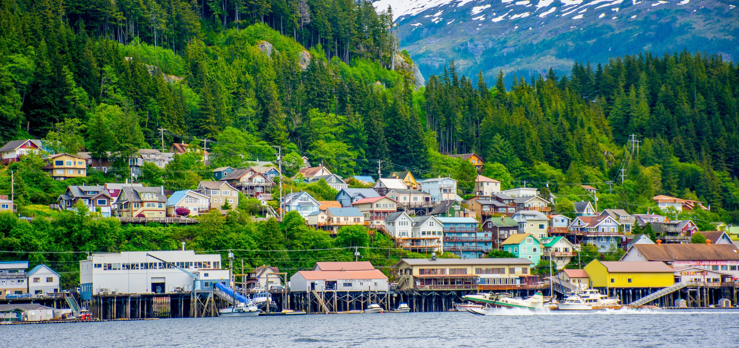 Hate has no home in Ketchikan.