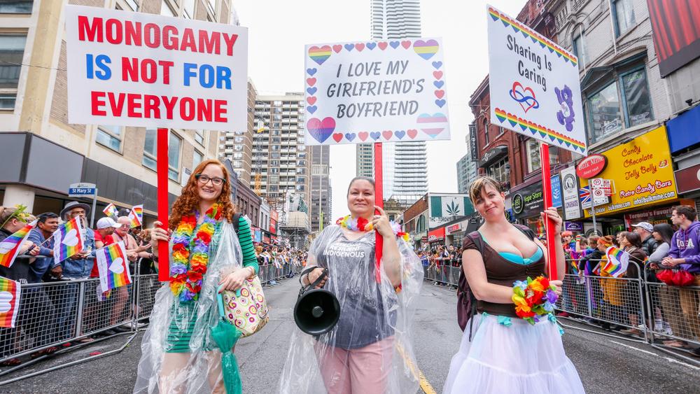 polyamory, polyamorous, Pride, Somerville, Massachusetts