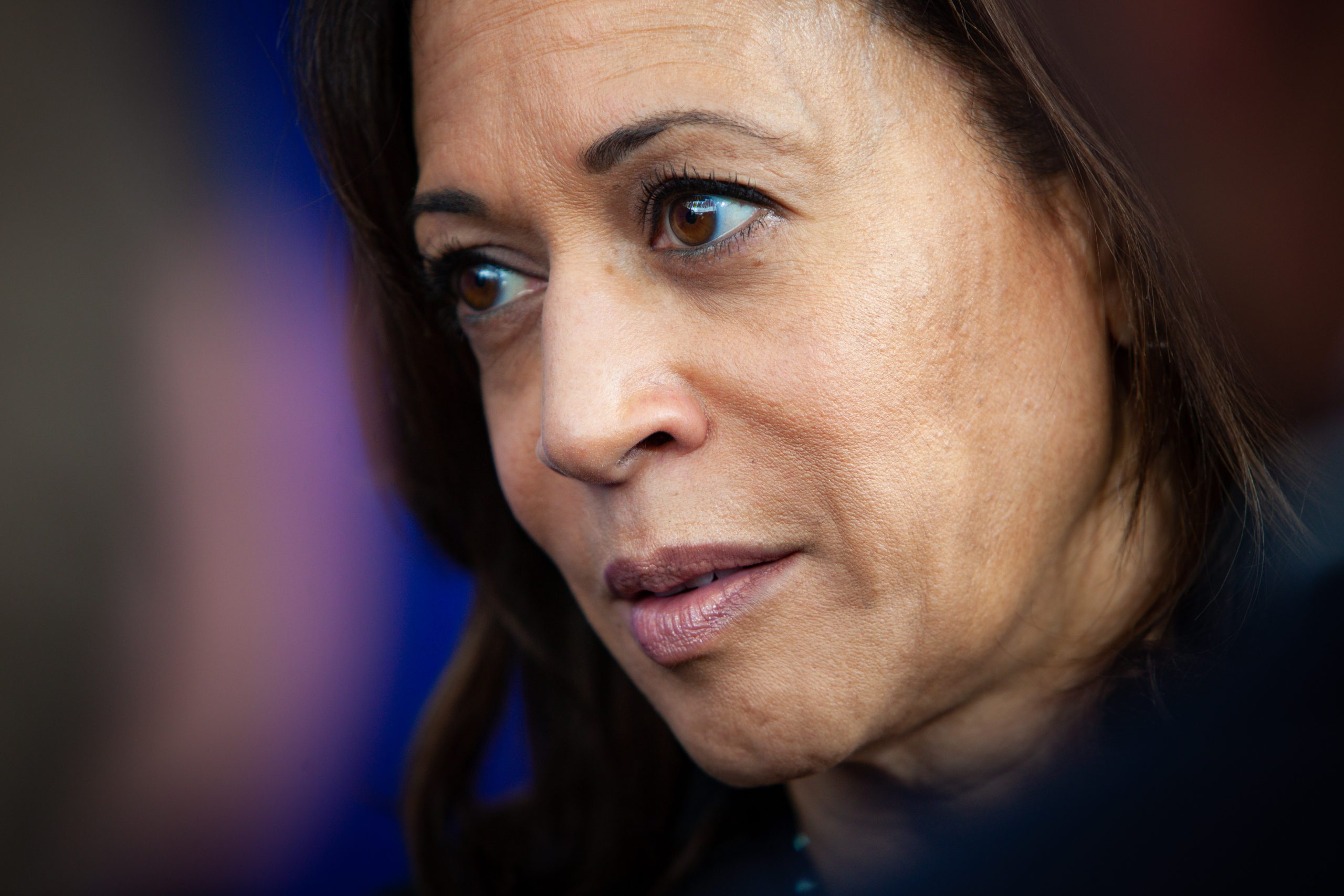 April 24, 2019: Democratic 2020 U.S. presidential candidate Kamala Harris campaigns in New Hampshire.