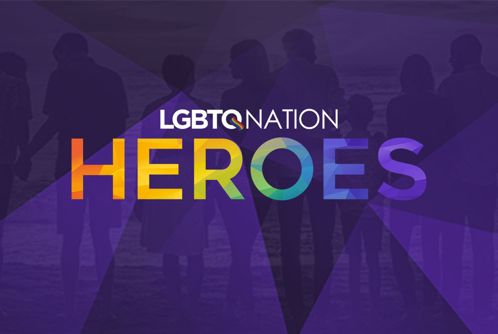 Nominations for LGBTQ Nation Hometown Hero close tonight. Who inspired you this year?