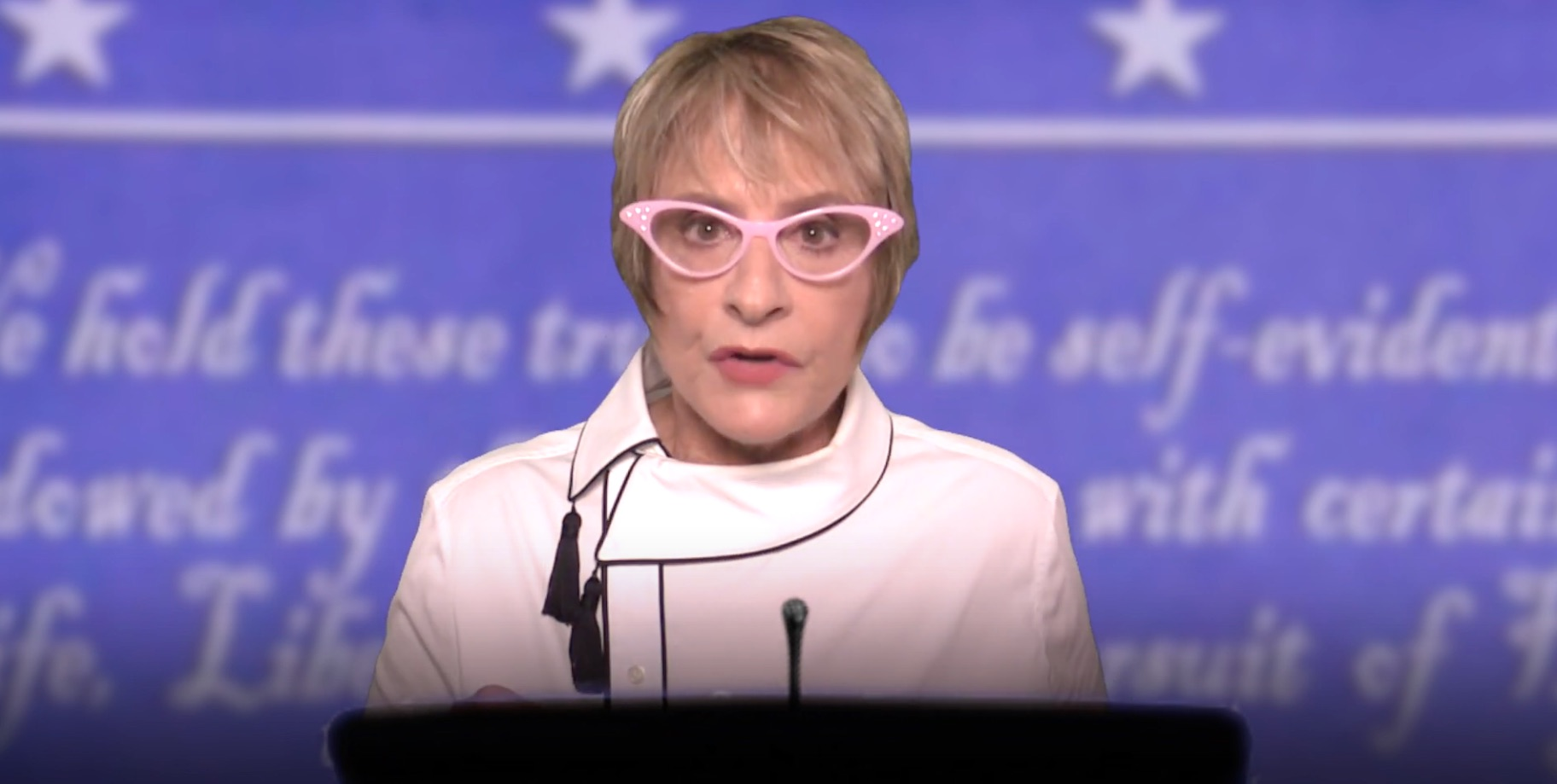 Broadway star Patti LuPone spoofs Randy Rainbow