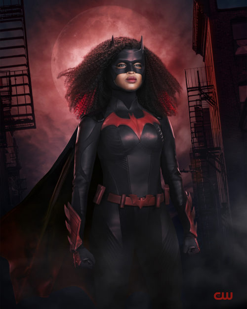 Javicia Leslie as Batwoman