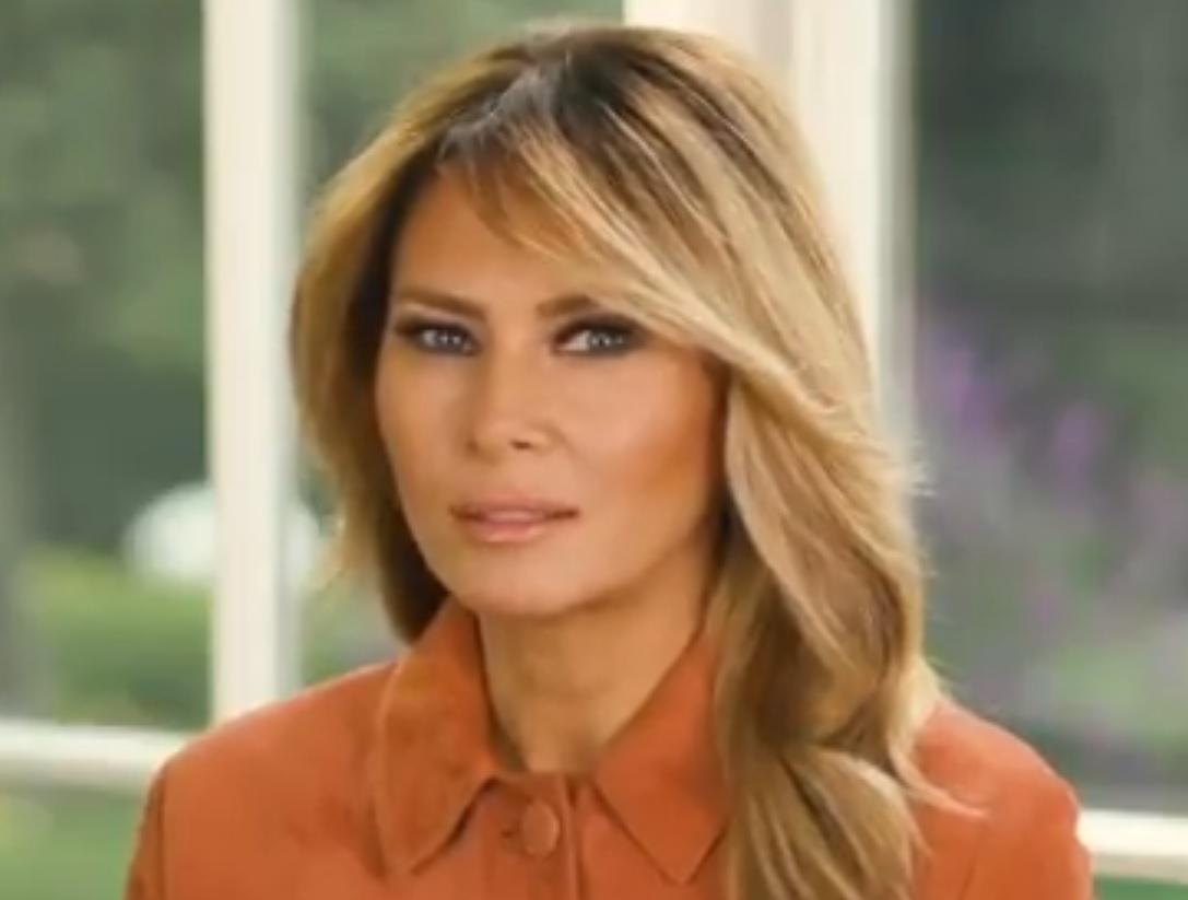 "Melania Trump is still complaining about criticism of her ""Beverly Hillbillies"" Rose Garden damage"