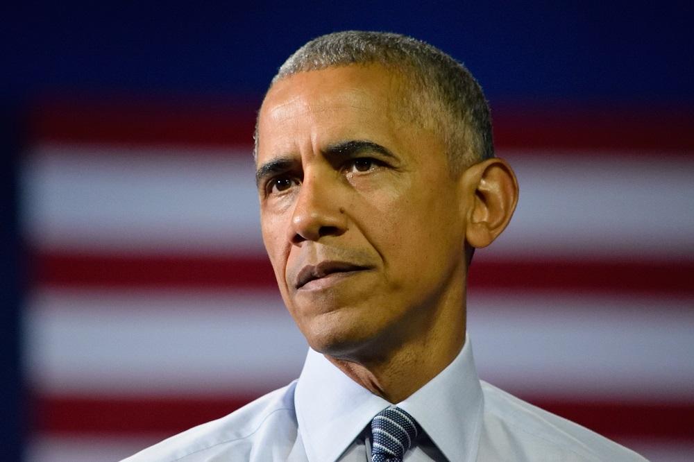 "Barack Obama saddened by attacks on trans youth: ""It breaks my heart"""