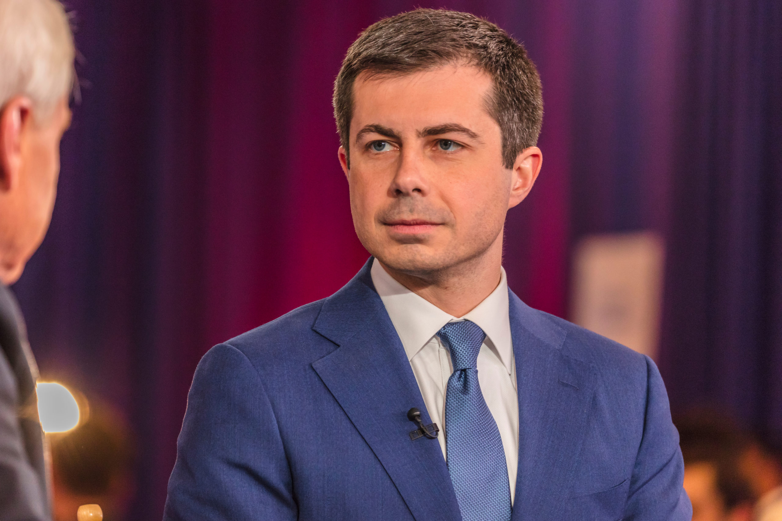 """Pete Buttigieg says taxing drivers by the mile """"shows a lot of promise"""""""