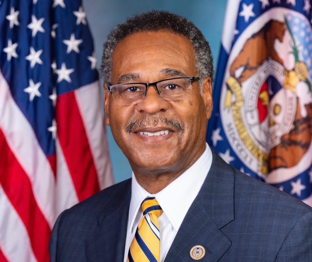 Missouri Congressman Emanuel Cleaver