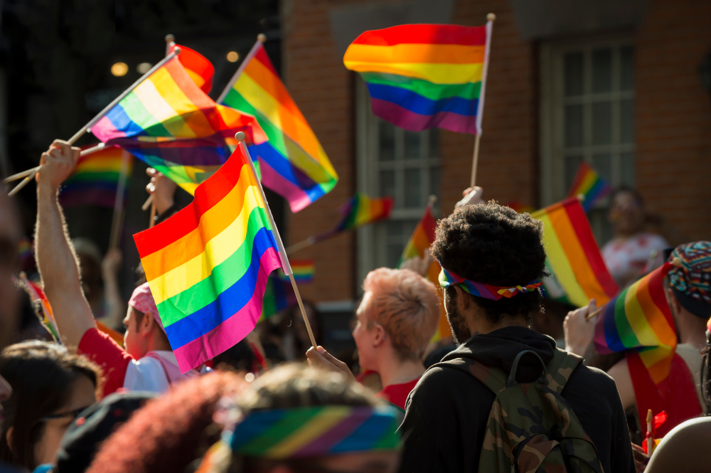 Catholic high schools rebel after school board tells them they can't fly the Pride flag in June