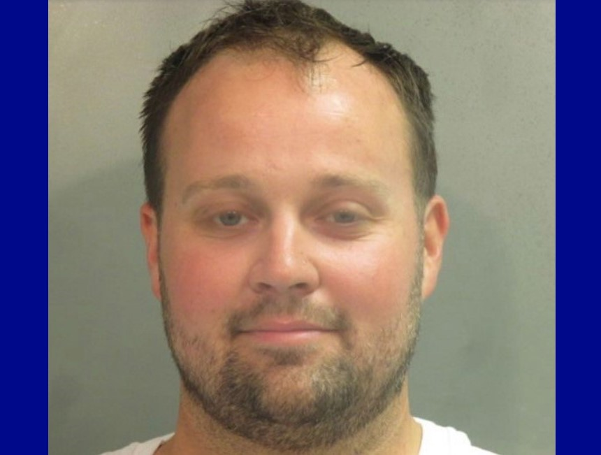 Josh Duggar arrested in Arkansas on mysterious federal charges