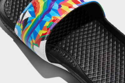Converse Pride All-Star Slide shoes