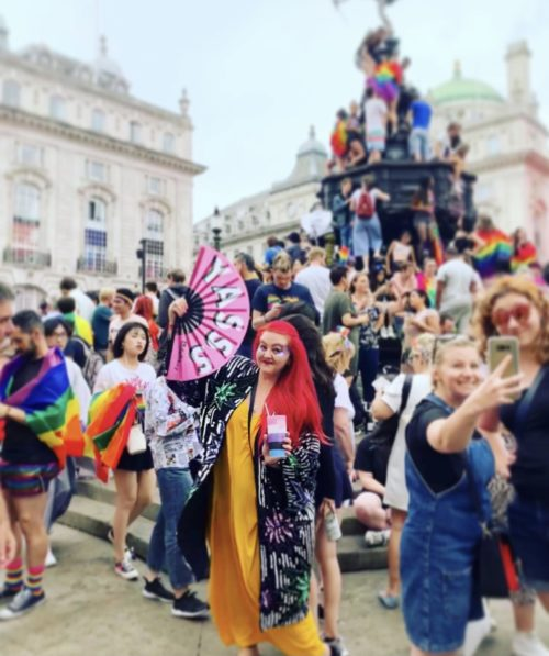 Pride in Pictures, London