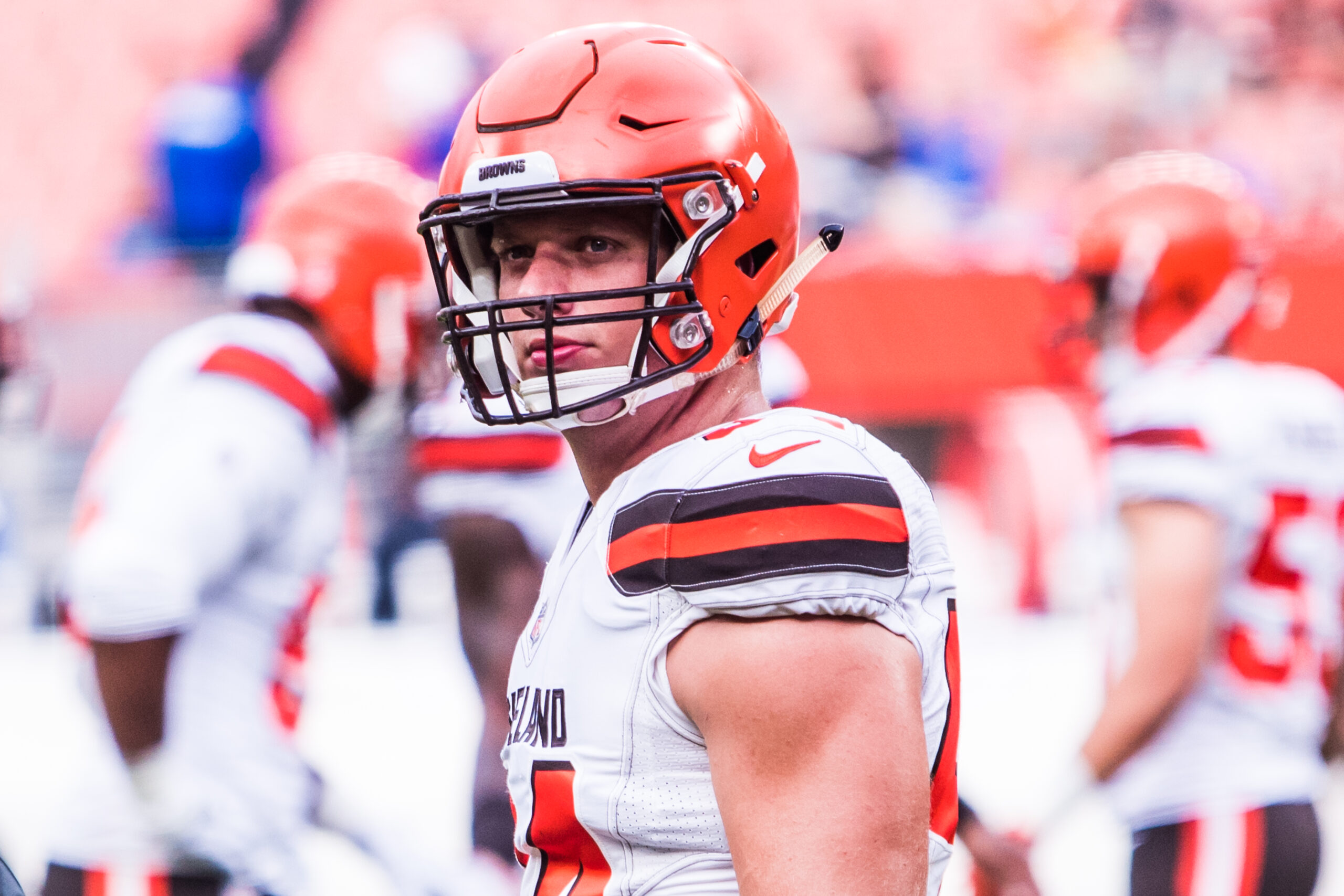 These 15 other LGBTQ football players paved the way for Carl Nassib to play while out
