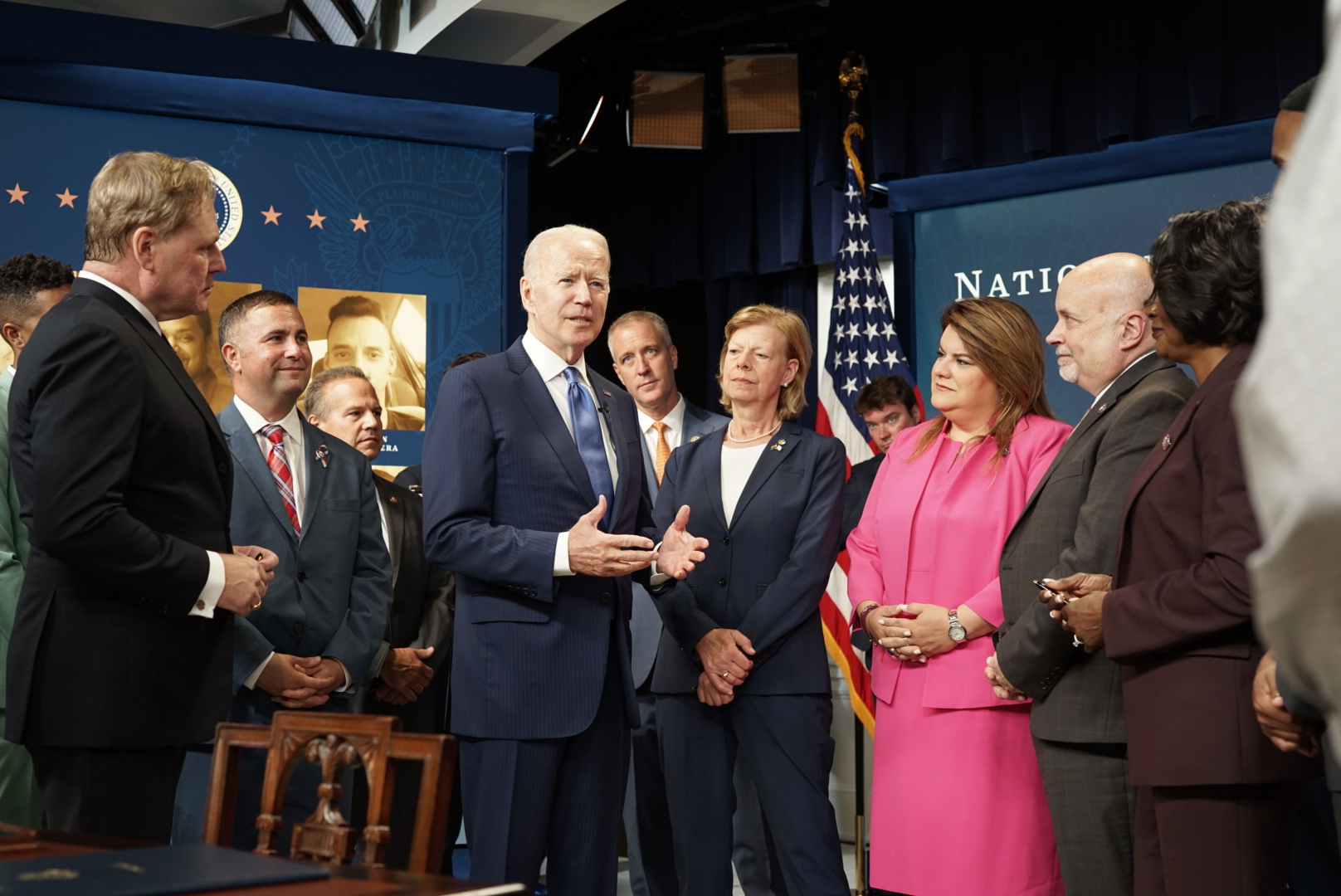 """Biden declares """"Pride is back at the White House"""" after designating Pulse a national monument"""