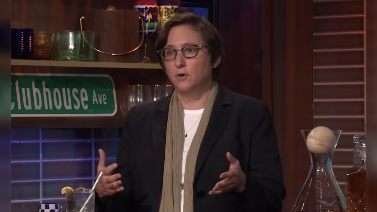 """Rabbi Sharon Kleinbaum on """"Watch What Happens Live"""""""