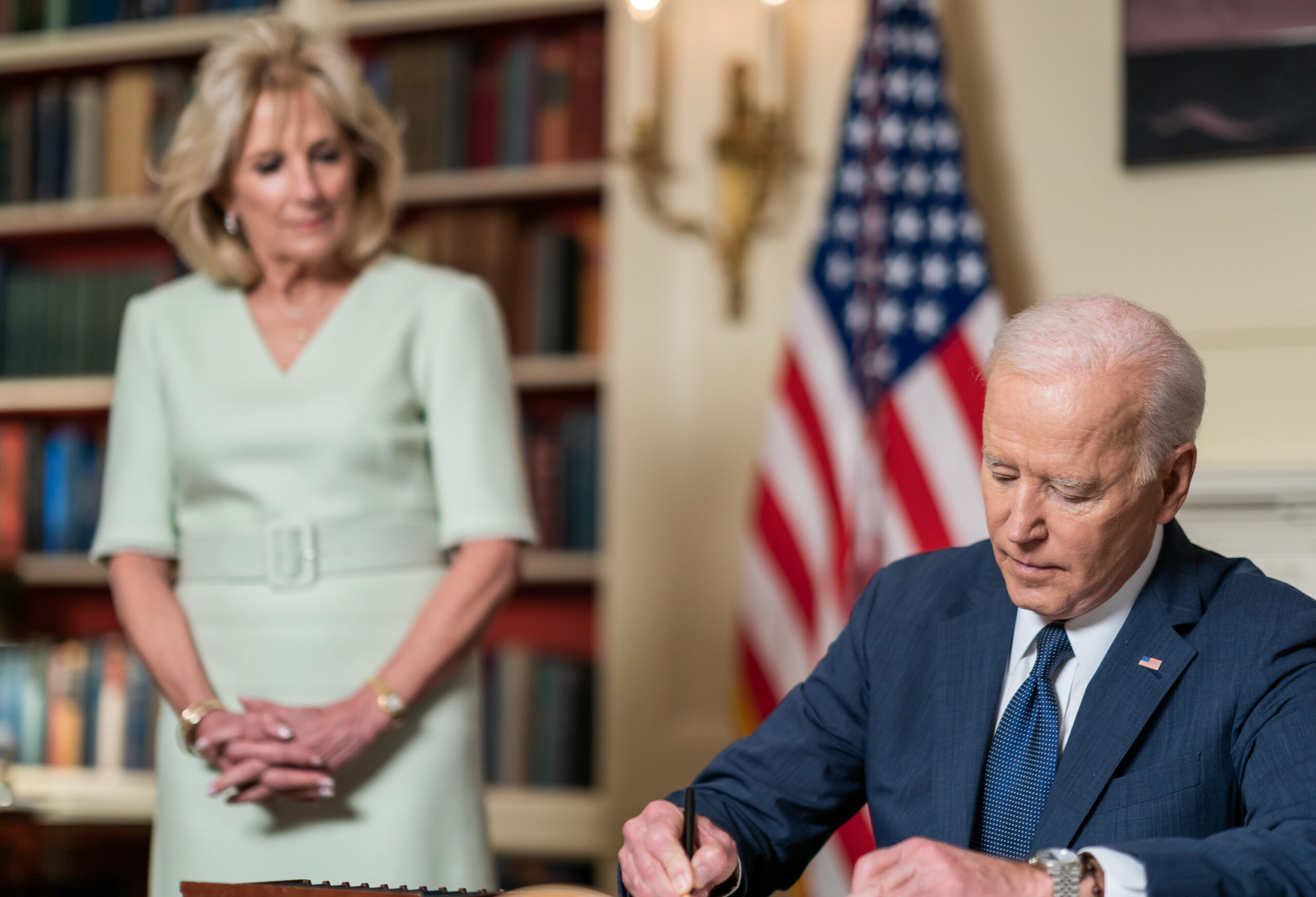Joe Biden sends love to LGBTQ people for National Coming Out Day