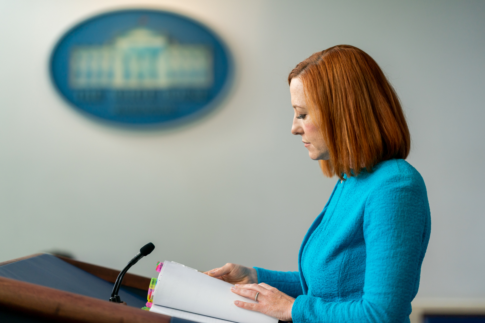 """Is Jen Psaki behind an """"intimidation"""" campaign against a wacky Christian White House reporter?"""