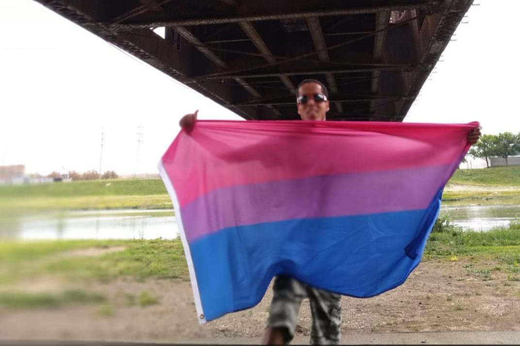 Pride in Pictures: The first time I felt proud