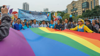 Gay hk so Soho (Hong