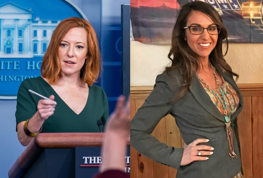 Jen Psaki smacks down Fox reporter's attempt to blame Biden for something Trump did