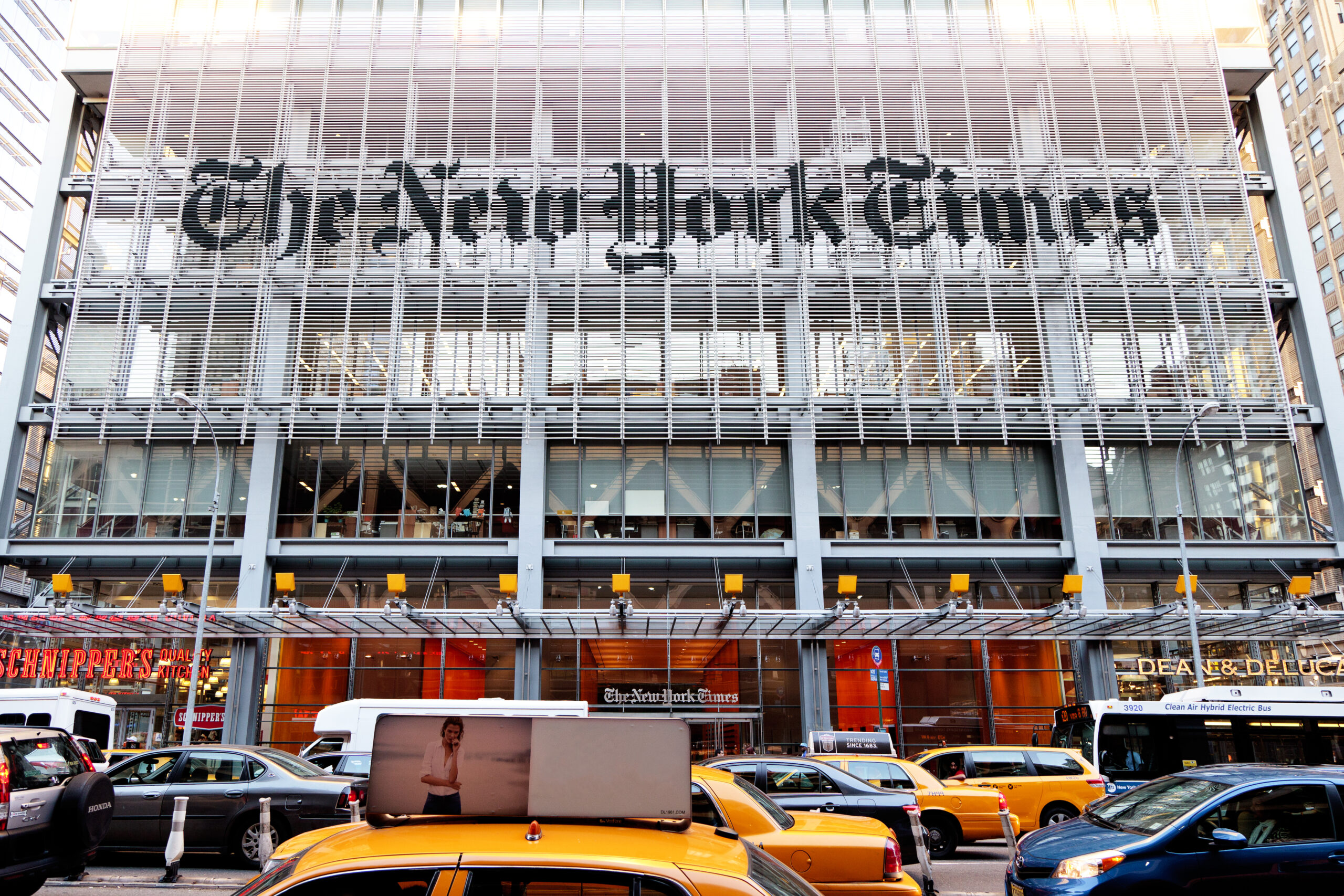The New York Times is insisting on using the deadnames of trans journalists
