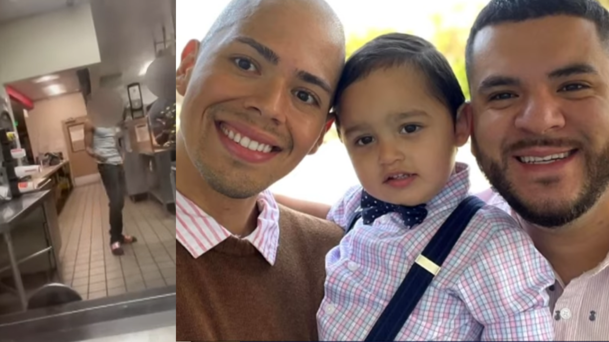 Burger King employees chased gay dads away while shouting slurs in alleged hate crime