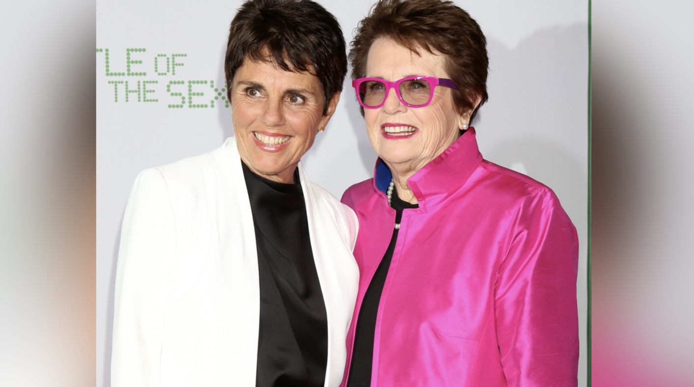 Billie Jean King reveals she's gotten married in private after hesitating for years