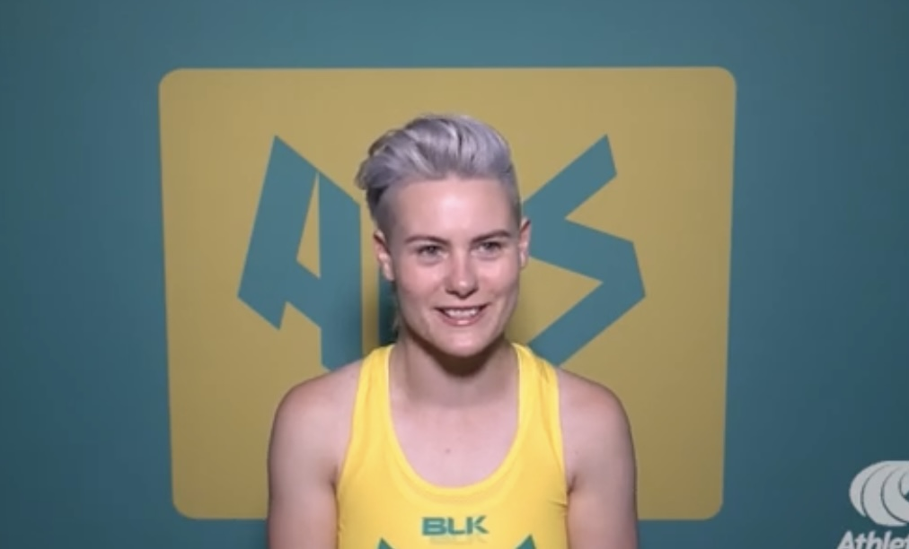 Robyn Lambird becomes first out trans athlete to earn a medal in Paralympics history