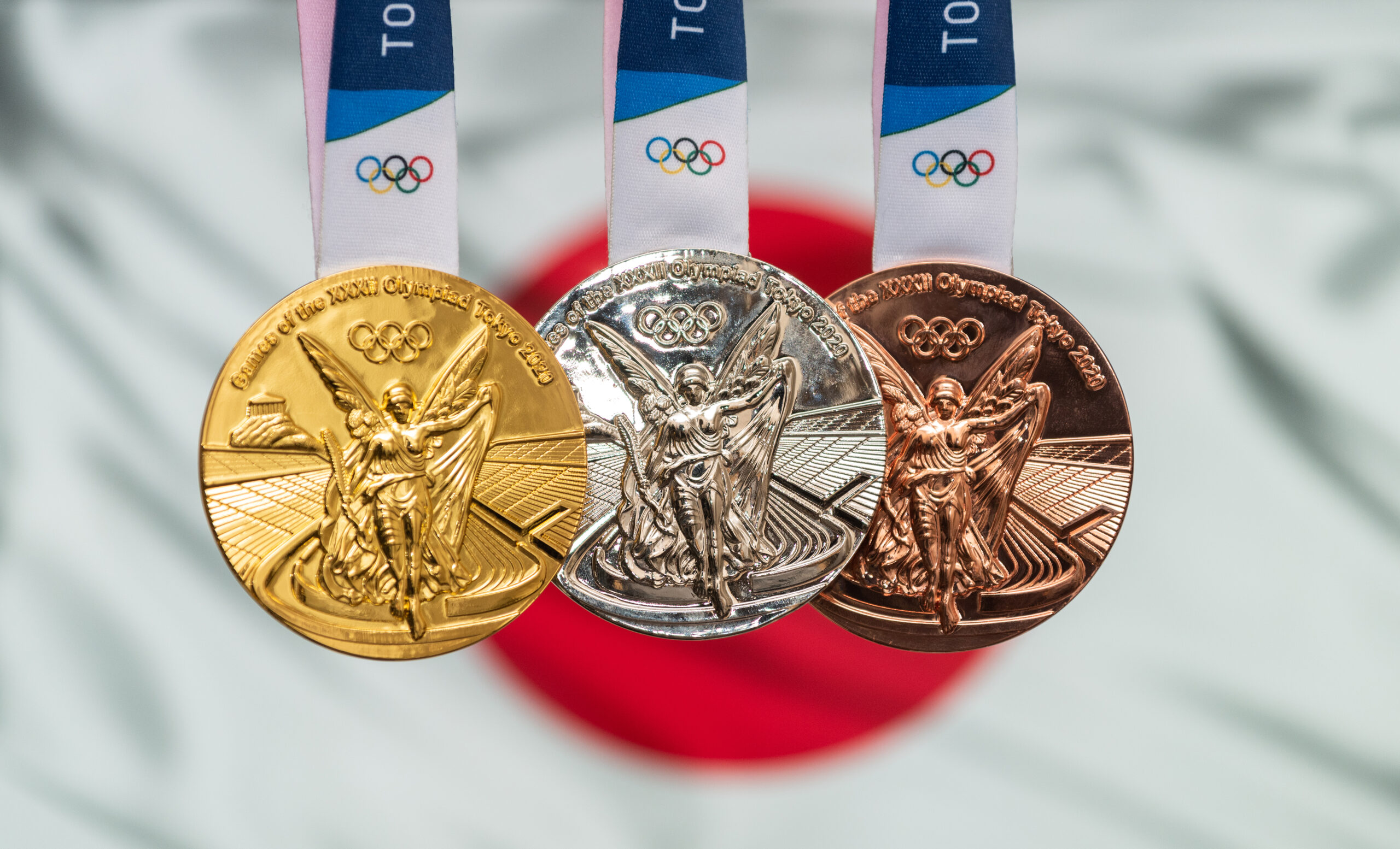 Out American athletes are bringing home 5 medals from the Paralympics