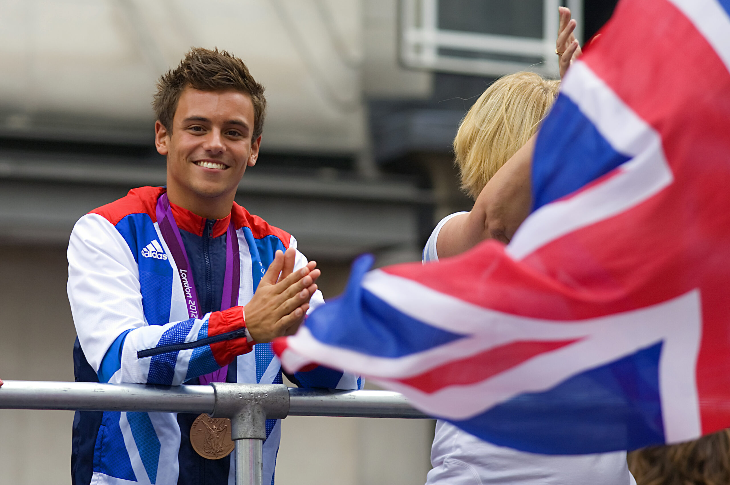 """Tom Daley says it's his """"mission"""" to ban countries that execute LGBTQ people from Olympics"""