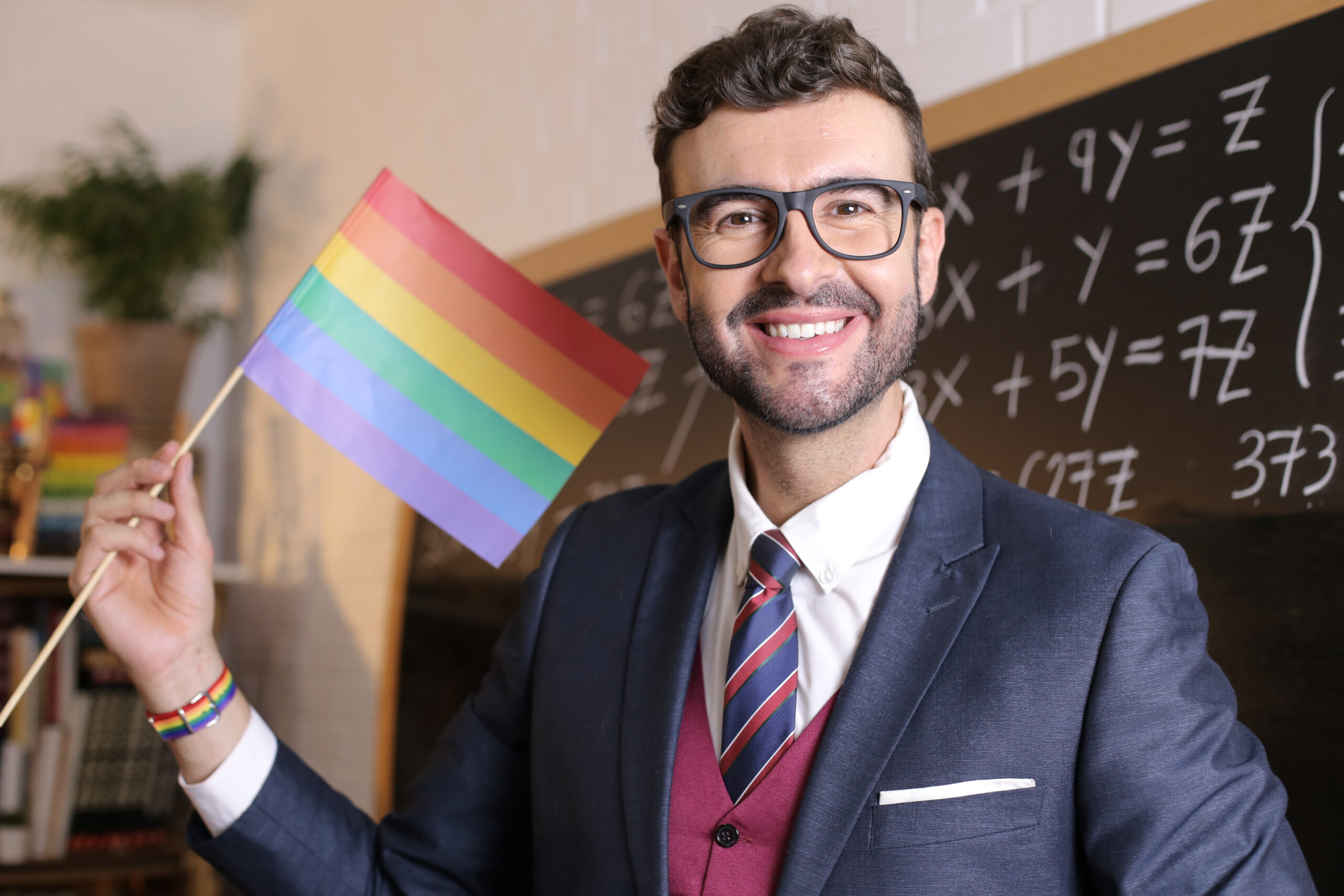 School district may ban Pride flags after parent spots one inside a classroom & freaks out