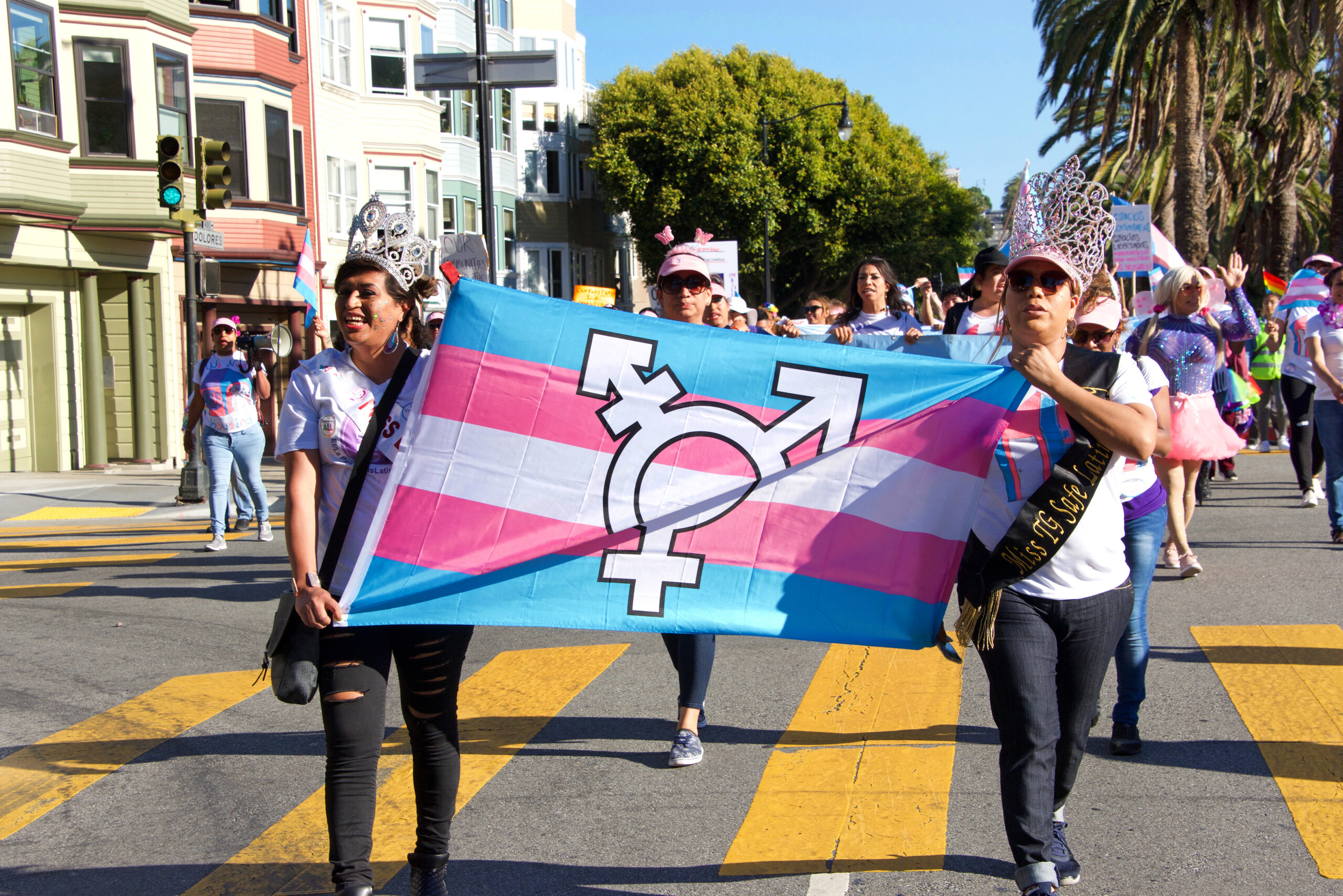 San Francisco becomes first city to officially recognize Transgender History Month