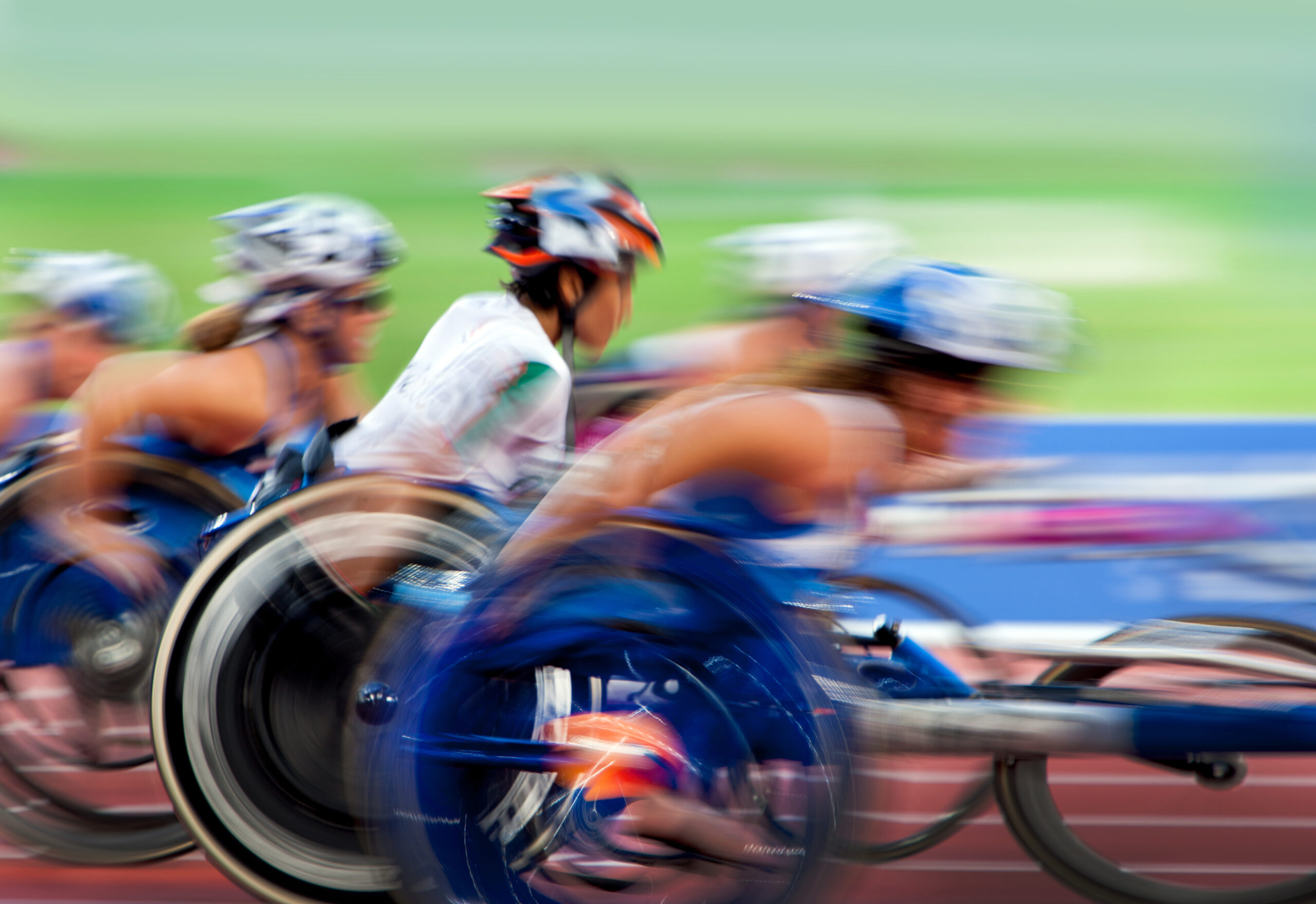 A record number of out athletes are participating in the Paralympics