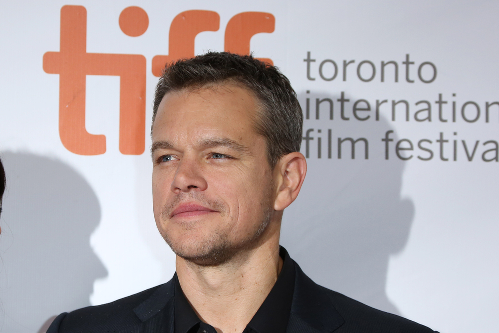 """Matt Damon says he didn't tell his daughter a """"f****t"""" joke in response to outcry"""