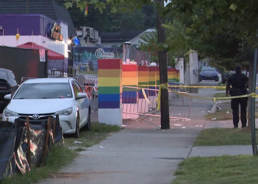 """5 injured in """"very scary"""" shooting at end of Atlanta Black Pride weekend"""