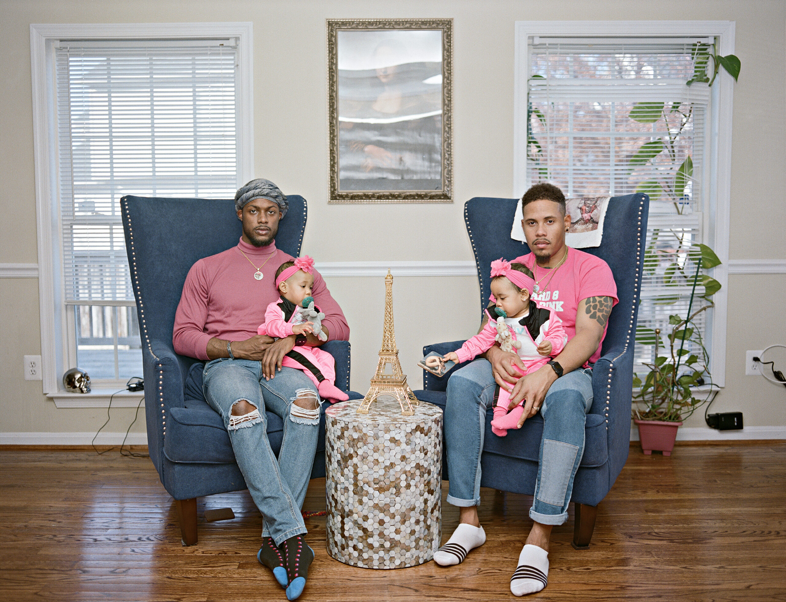 These amazing photos of gay dads and their children show love makes a family, not gender